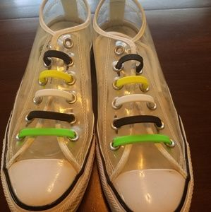 Converse rain shoes